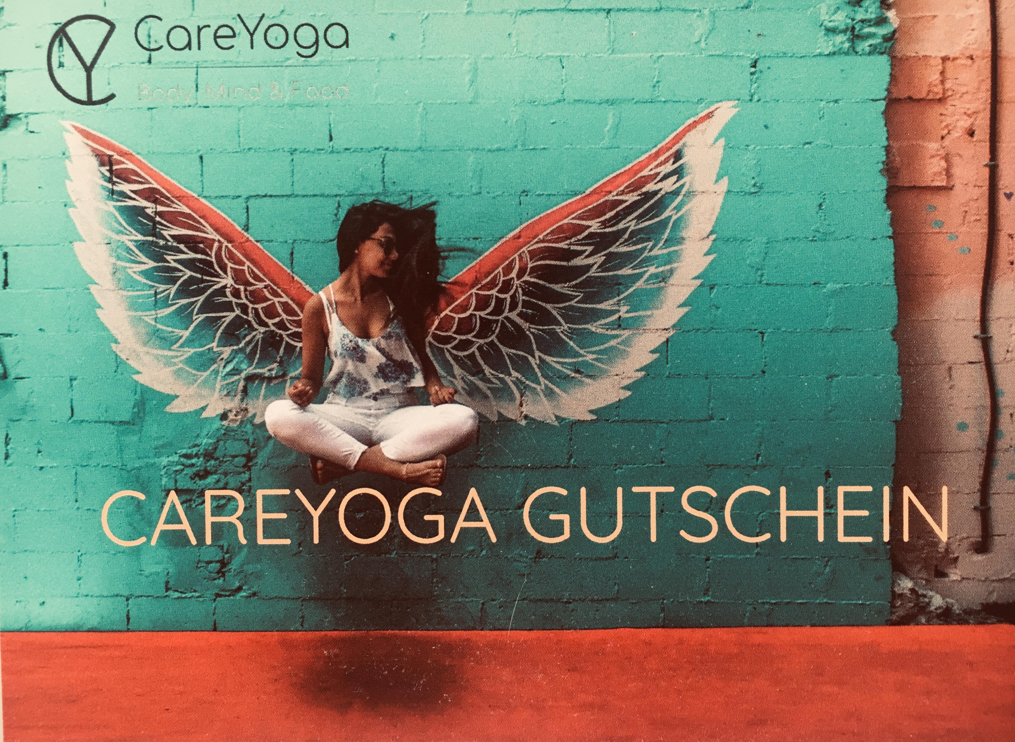 Yoga Gutschein
